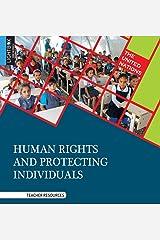 Human Rights and Protecting Individuals Library Binding