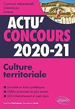 Livres Culture territoriale 2020-2021 - Cours et QCM PDF