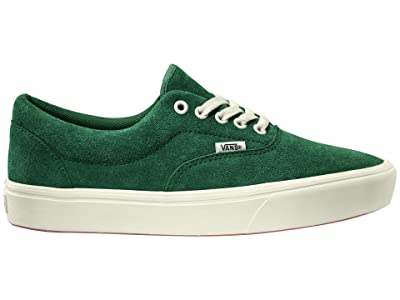 Vans ComfyCush Era ((Freshman) Bistro Green/Marshmallow) Athletic Shoes