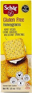 Schar Cookie Honeygrams, 5.6 Oz [Pack Of 12]