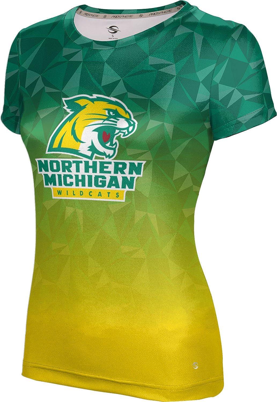 ProSphere Northern Michigan University Girls' Performance T-Shirt (Maya)