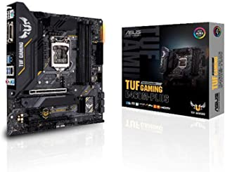 ASUS Intel B460 搭載 Socket 1200 対応 マザーボード TUF GAMING B460M-PLUS 【MicroATX】