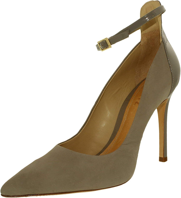 Schutz Women's Mosty Suede Ankle-High Pump