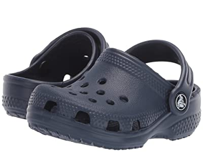 Crocs Kids Crocs Littles (Infant) (Navy) Kids Shoes