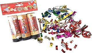 Goodmark canons à confettis - Lot de 3