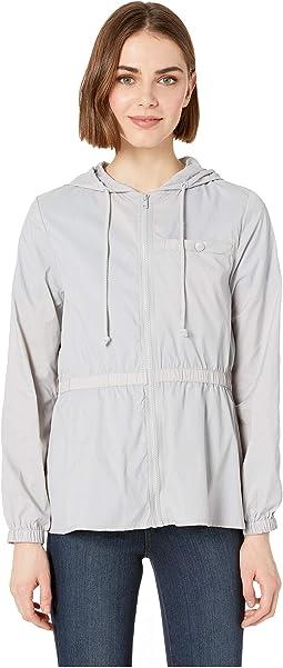 Make It Rain Light Nylon Jacket