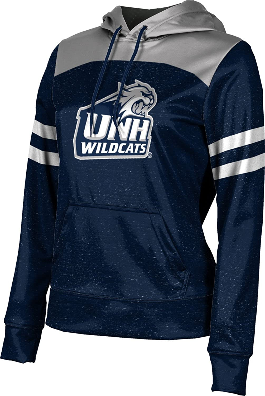 ProSphere University of New Hampshire Girls' Pullover Hoodie, School Spirit Sweatshirt (Gameday)