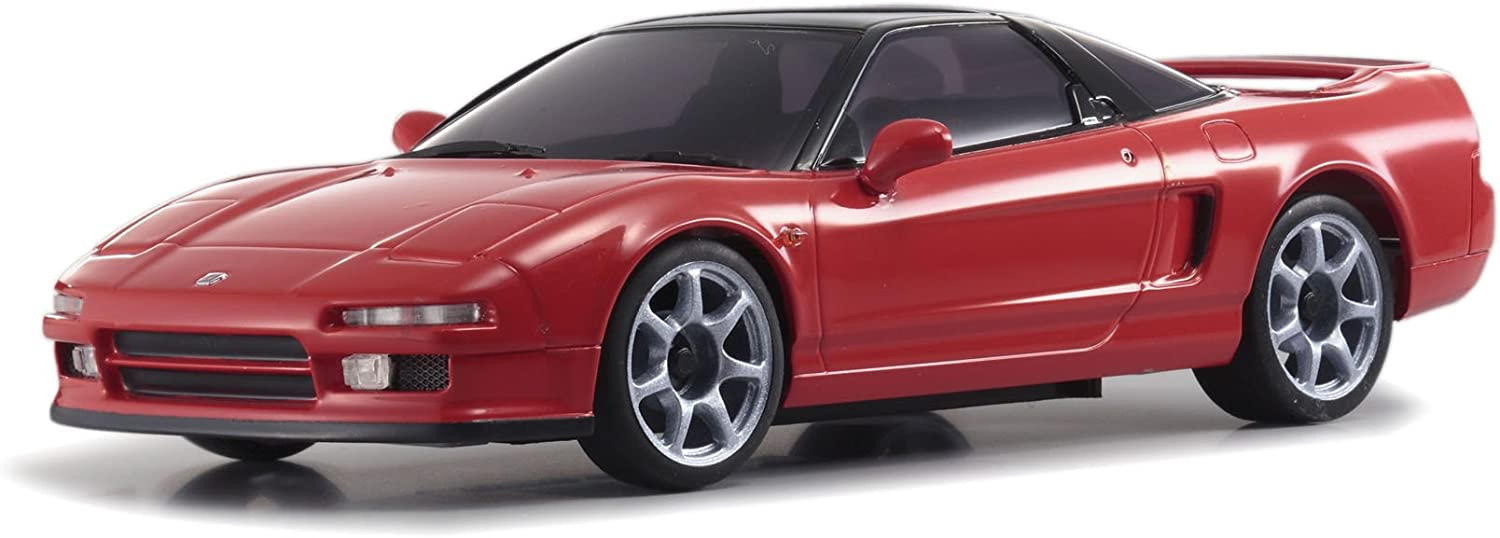 ASC MR03NRM Honda NSX Red MZP131R (Japan import   The package and the manual are written in Japanese)