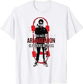 Netflix Daybreak Josh One Rule Finders Keepers T-Shirt