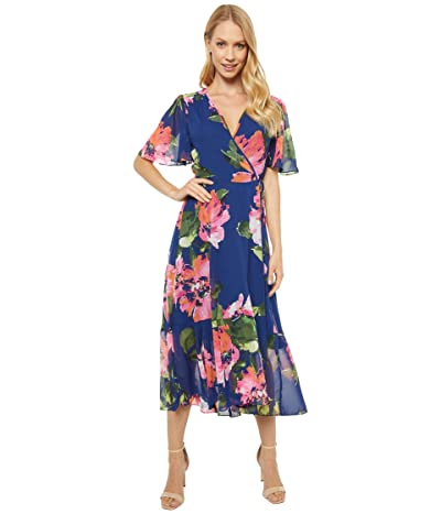 Trina Turk Fragrant Dress (Ink) Women