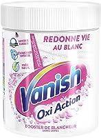 Vanish Oxi Action Booster de Blancheur – Détachant Textile & Raviveur de Blancheur – Poudre 470g