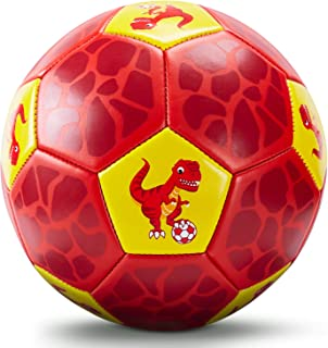 CubicFun Soccer Ball Size 3 for Kids with Hand Pump Mesh...