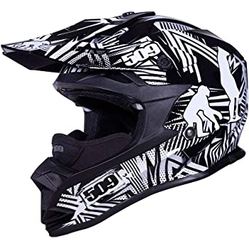 509 Black Fire Tactical Helmet X-Small