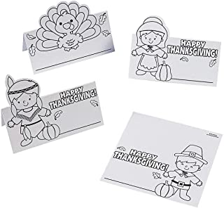 Best thanksgiving day place cards Reviews