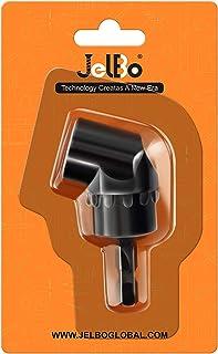 JelBo 105° Right Angle Drill Adapter,