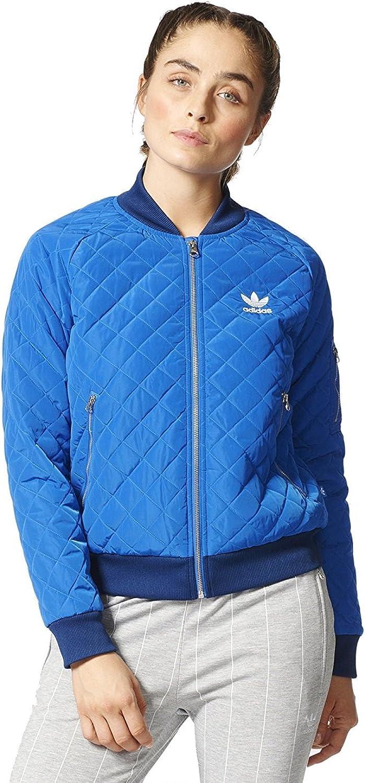 Adidas Women's Originals Quilted Track Jacket  BK5988