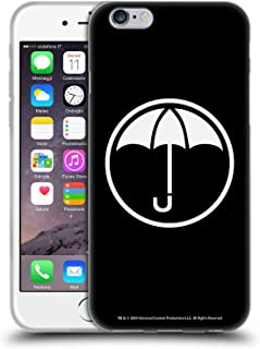 Official The Umbrella Academy Icon Logos Soft Gel Case Compatible for iPhone 6 / iPhone 6s