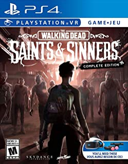 The Walking Dead: Saints and Sinners - Complete Edition VR (輸入版:北米) - PS4