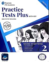 Practise Test Plus PTE Academic Volume 2 Paperback Bunko – 2018
