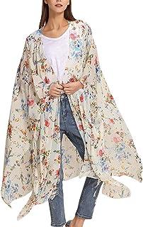 jiuloner-Women Summer Bohemian Floral Printed High Waist Maxi Long Swing Skirt