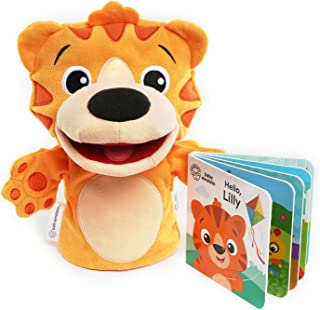 Baby Einstein Storytime with Lily Plush Puppet Toy & Book, Ages 6 months and up