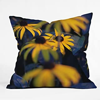 Deny Designs Leonidas Oxby Night and Day Throw Pillow, 16 x 16