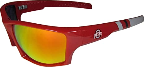 Siskiyou NCAA Unisex Edge Wrap Sunglasses