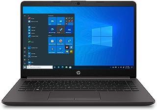 """HP 240 G8 - Ordenador portátil de 14"""" HD (Intel Celeron N4020, 8GB RAM, 128GB SSD, Windows 10 Home) Negro - Teclado QWERTY..."""