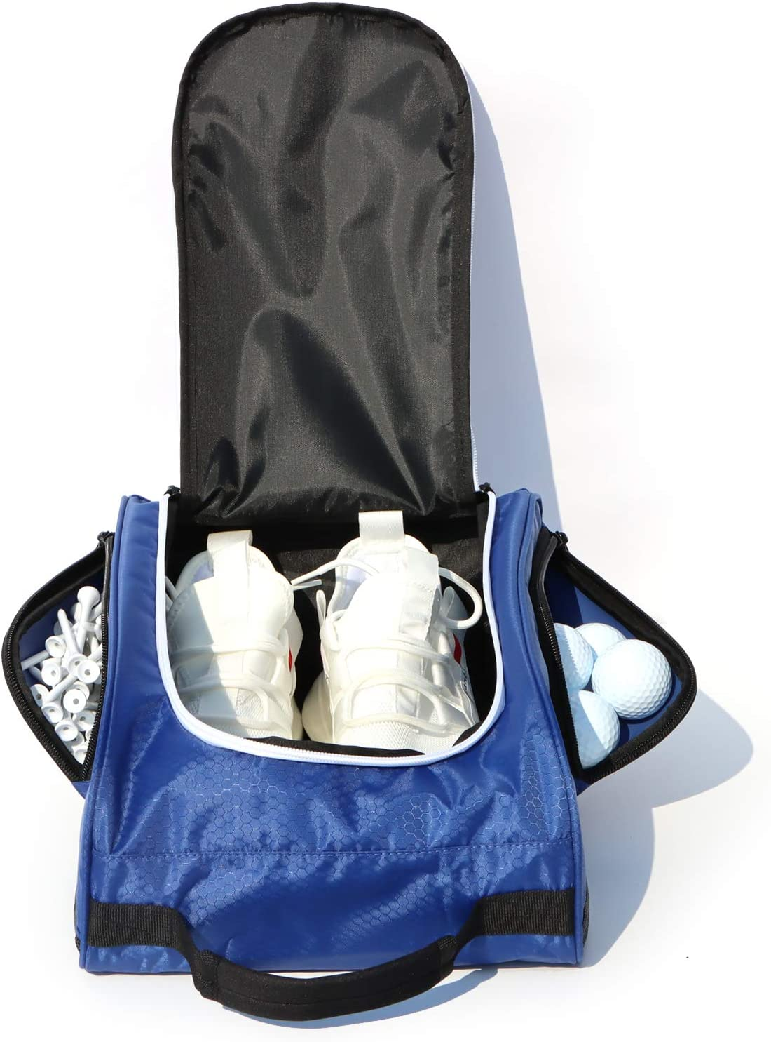Golf Shoe Limited time for free shipping Bag for Men Choice and Outdoor Carrier Zippered B Women