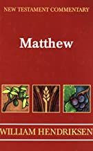 Gospel of Matthew (New Testament Commentary)