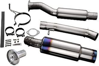 Tomei Expreme Ti Full Titanium Exhaust System for Nissan 350Z Z33 VQ35DE / HR - TB6090-NS04A