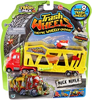 The Trash Pack Trash Wheels Muck Mover