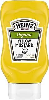 Sponsored Ad - Heinz Organic Yellow Mustard (20 oz Bottles, Pack of 6)