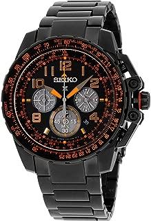 Seiko Mens Prospex Solar Chronograph Watch, SSC277