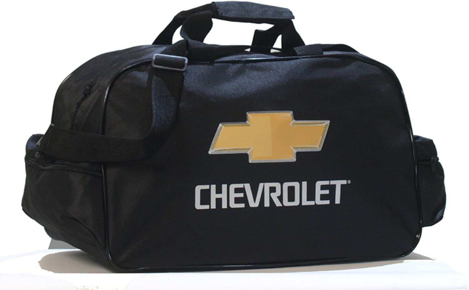 Chevrolet Logo Duffle Travel Sport Gym Bag Backpack