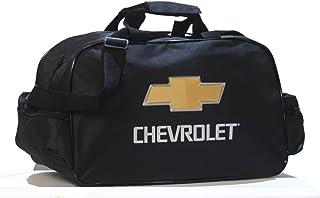 Chevroletロゴダッフル旅行スポーツジムバッグバックパック