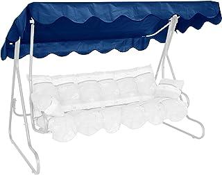 comprar comparacion Angerer 805/04 - Parasol para balancín, color azul