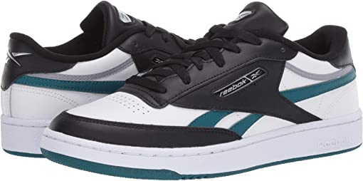 White/Heritage Teal/Black