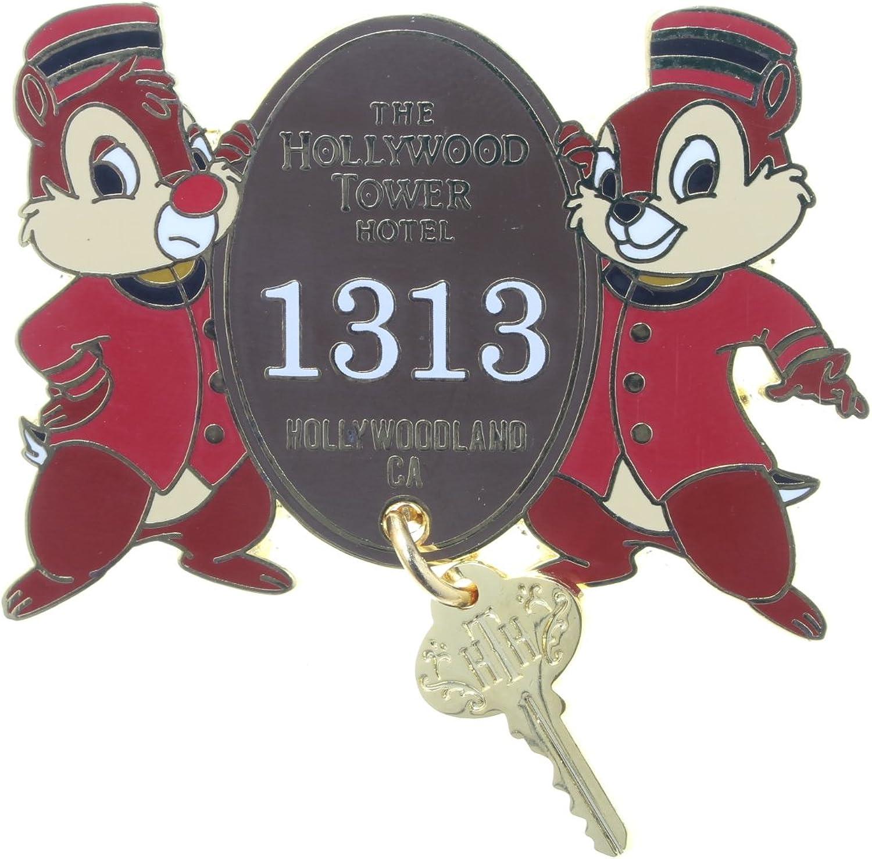 Disney Soldering Sale Hollywood Tower of Terror Hotel 1313 Featuring Room C Key