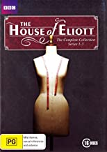 The House of Eliott Complete TV Series Collection Series 1-3 | 16 Discs | NON-USA Format | PAL | Region 4 Import - Australia
