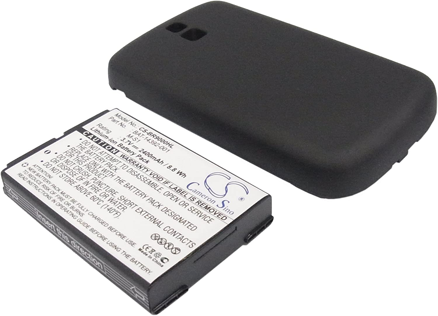 Battery 55% OFF Compatible with BlackBerry Bold 9630 NEW Niagara 9030