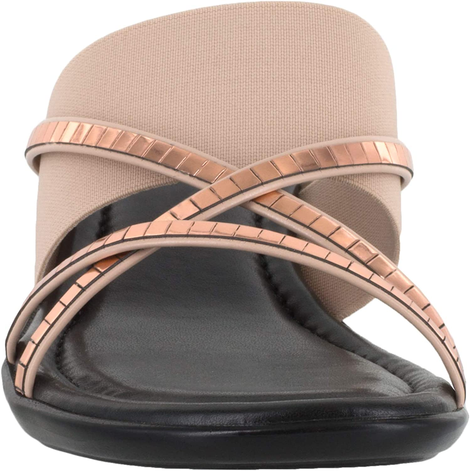 Easy Street Womens Tuscany Addilyn Slide Sandal Sandal