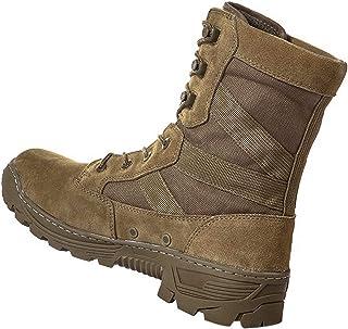 JRYⓇ Bottes de randonnée pour Hommes - Bottes Militaires Chaussures de Trekking Marche Escalade Chaussures de Travail Comm...