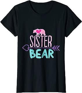 Best sister bear t shirt Reviews