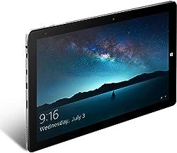 CHUWI Hi10 Air Tablets pc Tableta 10.1 Pulgadas Windows 10 (Intel Cherry Trail-T3 Z8350) Quad-Core hasta 1.92GHz 1200 * 1920 IPS 4GB RAM+64GB ROM, 6500mAh,WiFi, Bluetooth, OTG, Type-c