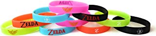 THE LEGEND OF ZELDA Bracelets Kids Birthday Party Favors - GLOW IN THE DARK (10 pack)
