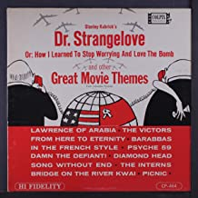 dr. strangelove and other great movie themes LP