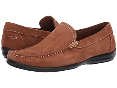 Robert Talbott Lincoln (Cognac Suede) Men