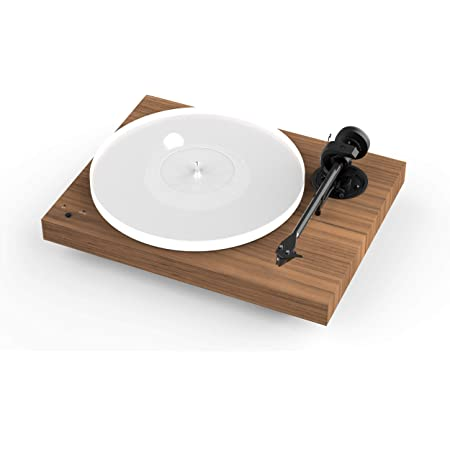 Pro Ject X1 Record Player With Electronic Speed Elektronik