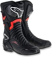 Alpinestars SMX-6 v2 Drystar Boots (44) (Black/RED)